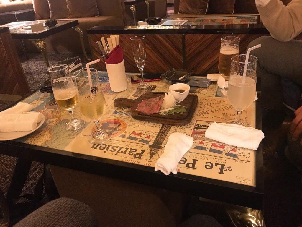 BIT広島で相席した男性たち